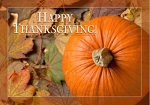 Holiday Cards - Thanksgiving Collection - Celebrate The Fall