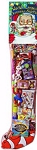 6' GIANT TOY FILLED HOLIDAY STOCKING - STANDARD